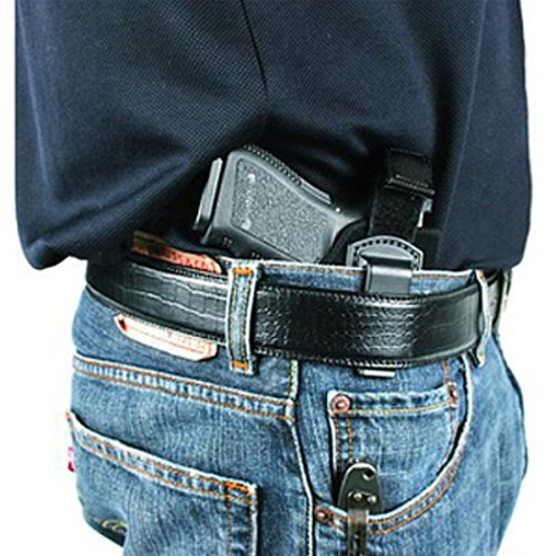 Blackhawk Inside the Pants Holster with Strap 73IR03BK-R (Blackhawk Pant Inside Holster)