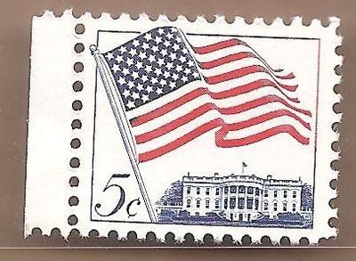 Postage Stamps US Flag 1208 MNH VF