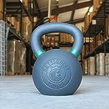 Kettlebell Kings Kettlebell Weights | Powder Coat Kettlebell Weights For Women & Men | Powder Coating for Durability, Rust Resistance & Longevity (24)