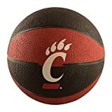 NCAA Cincinnati Bearcats Mini Size Rubber Basketball, Brown