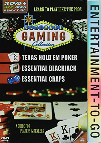 Ultimate Gaming Collection - Ultimate Poker Dvd Collection