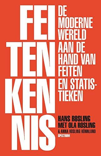 Feitenkennis: Tien redenen waarom we een verkeerd beeld van de wereld hebben en waarom het beter gaat dan je denkt (Dutch Edition)
