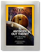 The National Geographic Magazine / July, 2014. Life Beyond Earth; Next Breadbasket (Africa); A Moveable Feast (exportation of produce); The Wells of Memory (Solo Walk Around the World); Big Fish (Goliath Grouper); Empire of Rock