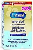 Enfamil Tri-Vi-Sol Vitamins A, D & C Supplement Drops for Infants, 50 mL