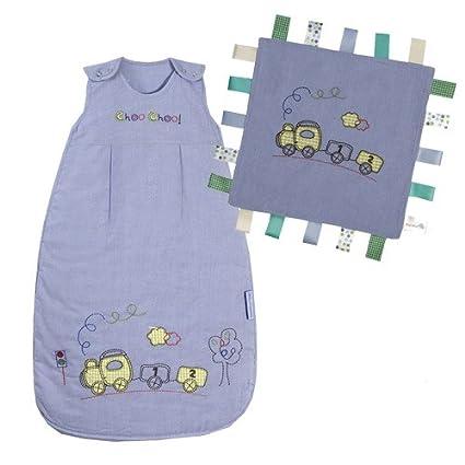 slumbersac – Saco de dormir para bebé 2.5 tog 6 – 18 meses/90 cm