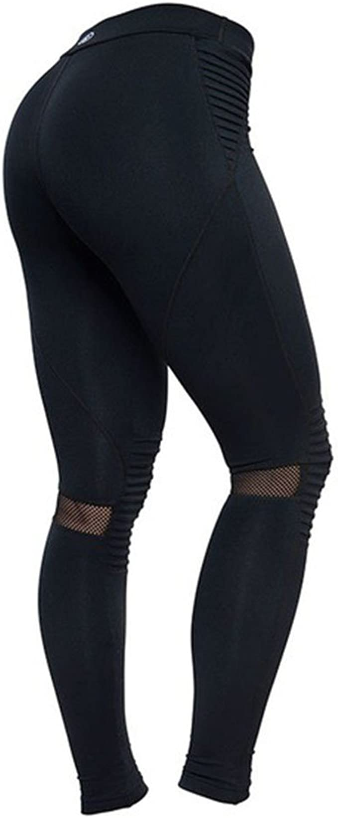 Damen Jogginghose Gym Leggings Fitness Leggins Jogging Trainingshose Sporthose