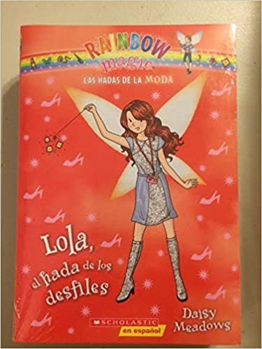 Rainbow Magic Las Hadas De La Moda #1-#7 (Multi Pack): Daisy Meadows: 9780545822305: Amazon.com: Books