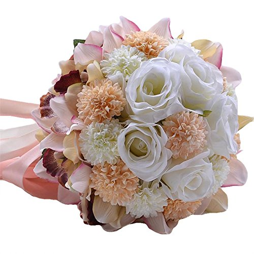 Abbie Home Bride Bouquets - 9