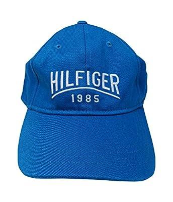 Tommy Hilfiger Men's Hat Ball Cap Blue, L/XL