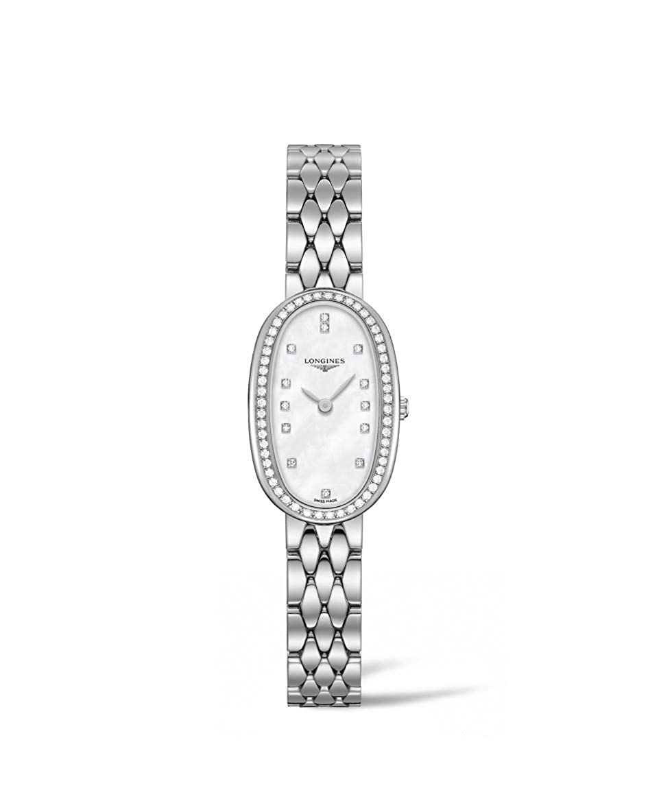 Longines Symphonette Ladies Diamond Watch L2.305.0.87.6