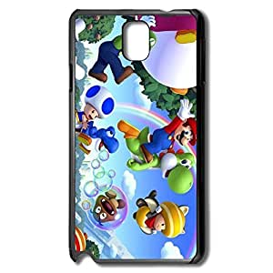 Super Mario Brothers Safe Slide Case Cover For Samsung Note 3 - Vintage Cover