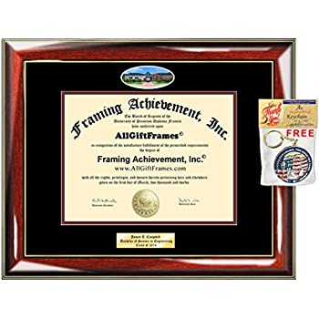 Amazon.com - University Texas San Antonio Diploma Frame