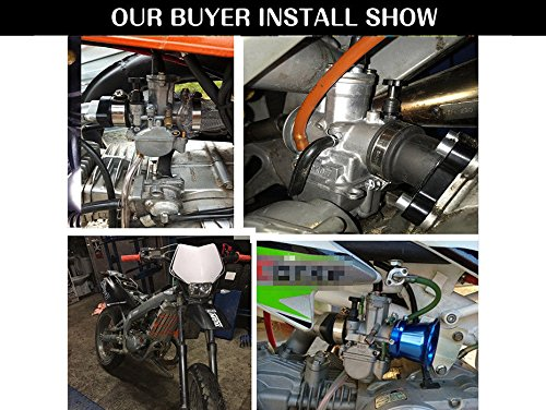 PWK21 24 26 28 30 32 34mm Motorrad Vergaser Benzin Generator Vergaser f/ür SUV ATV UTV Modifiziert