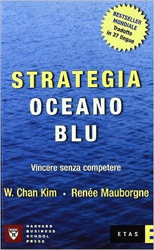 Risultati immagini per kim strategia oceano blu
