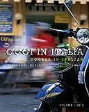 Oggi In Italia, Volume I (World Languages) 9th Edition
