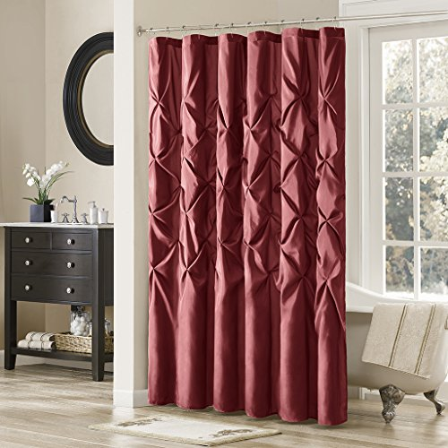 Madison Park MP70 2304 Amherst Shower Curtain 54x78 Natural54x78 E
