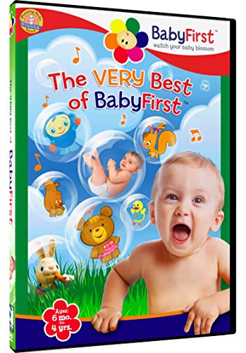 Very Best Of Babyfirst (Best Dvds For Toddlers)