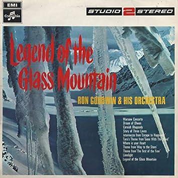 LEGEND OF THE GLASS MOUNTAIN LP (VINYL) UK COLUMBIA 1968
