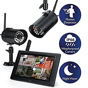 Amazon Com Alc Aws2155 7 Inch Touchscreen Surveillance