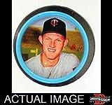 1963 Salada Metal Coins # 40 Jim Kaat Minnesota Twins (Baseball Card) Dean's Cards 6 - EX/MT Twins