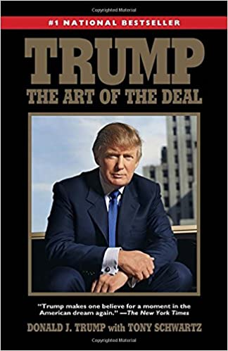 Image result for trump the art of the deal
