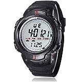 Efashionup Sports Digital Grey Dial Men's And Boy's Watch-62