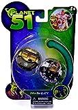 Planet 51 Movie Toy Mini Vehicle Figure 2-Pack Police Car & ATV