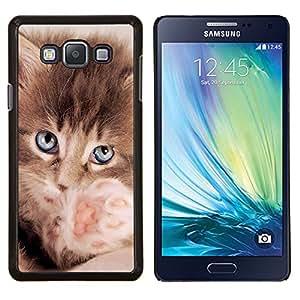 EJOOY---Cubierta de la caja de protección para la piel dura ** Samsung Galaxy A7 A7000 ** --Bebé lindo