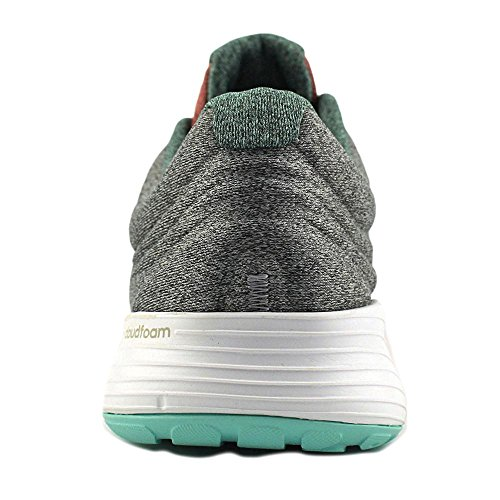 Adidas Womens Energy Cloud Wtc W Scarpa Da Running Grey / Aqua / Bianca