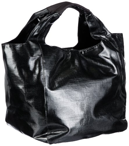 Marc O´Polo Accessories Ashley 50204 90790 309, Damen Shopper 24x30x24 cm (B x H x T) Schwarz (Schwarz)