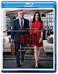 Cover Image for 'Intern, The  (Blu-ray + DVD + ULTRAVIOLET)'