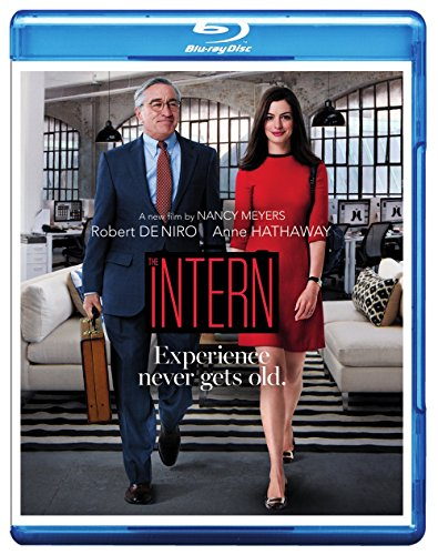 Blu-ray : The Intern (With DVD, Ultraviolet Digital Copy, Digitally Mastered in HD, 2 Pack, 2 Disc)