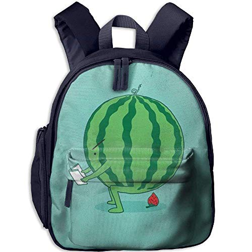 Ikejsne Funny Schoolbag Backpack Watermelon Pulls Out for sale  Delivered anywhere in USA