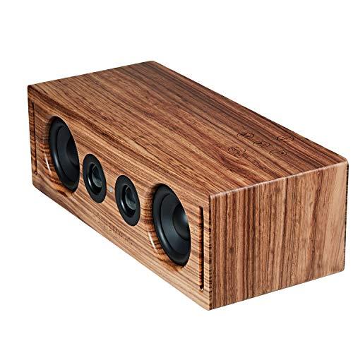 RöTH & MYERS BOSK – multimedia-luidspreker, uniek design, 100% natuurlijk hout, geïntegreerde multiroom, R & M-app voor…