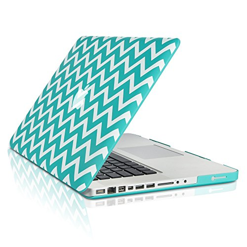 TOP CASE Rubberized Generation Turquoise