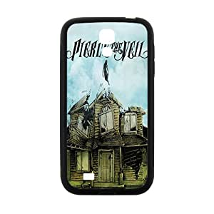 Malcolm Pierce The Vell Fashion Comstom Plastic case cover For Samsung Galaxy S4