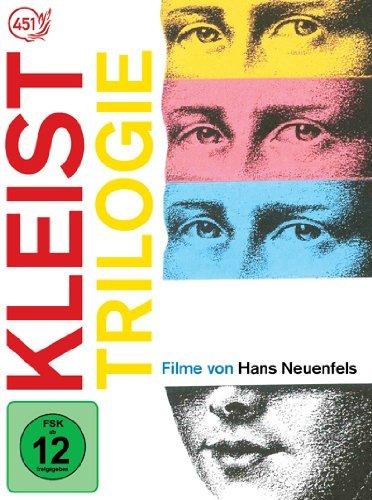 Kleist Trilogy - Films By Hans Neuenfels - 3-DVD Box Set ( Die Familie oder Schroffenstein / Heinrich Penthesilea von Kleist / Europa und der zweite Apf [ NON-USA FORMAT, PAL, Reg.0 Import - Germany ] by FilmGalerie