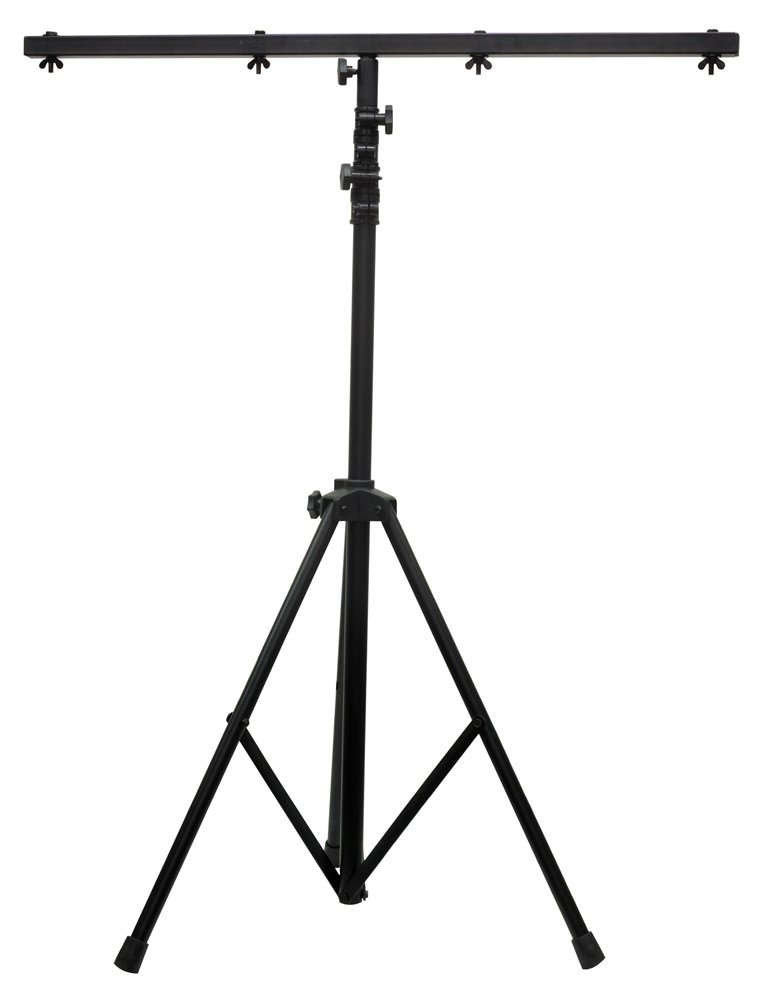 ADJ Products 9FT. METAL STAND W/CROSSBAR (LTS-6) by ADJ Products
