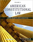img - for American Constitutional Law (text only) 4th (Fourth) edition by Jr. O. H. Stephens,II J. M. Scheb book / textbook / text book