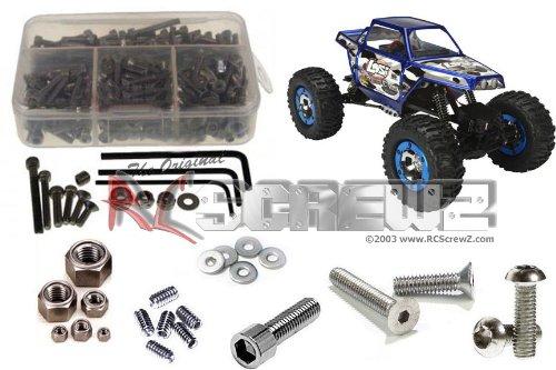 Mini Rock Crawler (RCScrewZ Losi Mini Rock Crawler 1/18 Stainless Steel Screw Kit #los046)