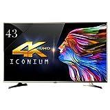 Vu 109cm (43inches) LED TV 43BU113 4k Ultra