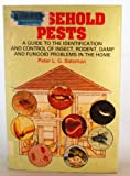 Household Pests, Peter Bateman, 0713709154