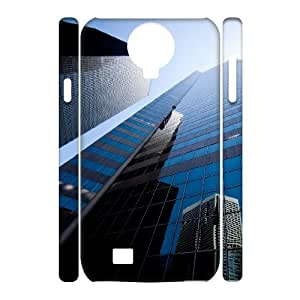 Samsung Galaxy S 4 Case, there is oil in the fields 3D Case for Samsung Galaxy S 4 White