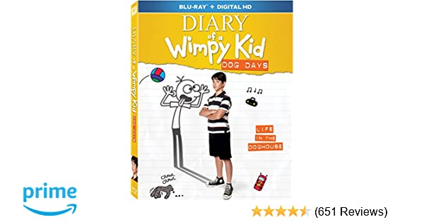 Amazon.com: Diary Of A Wimpy Kid 3 [Blu-ray]: Steve Zahn, Zachary Gordon, Robert Capron, Devon Bostick, Rachael Harris: Movies & TV