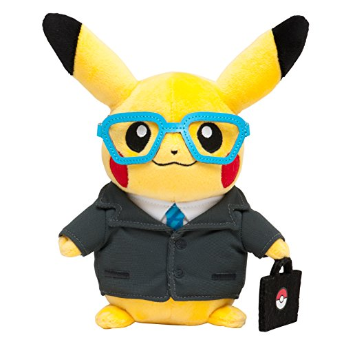 (Pokemon Center Original Stuffed Monthly Pikachu 2015 April)