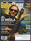 img - for Guitar Player Magazine (July 2008) (Al Di Meola - Steve Howe - Steve Stevens) book / textbook / text book