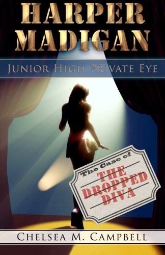 Harper Madigan: Junior High Private Eye
