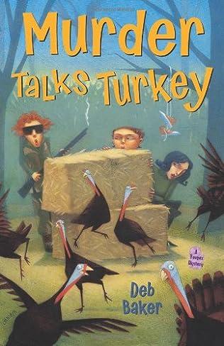 book cover of Murder Talks Turkey