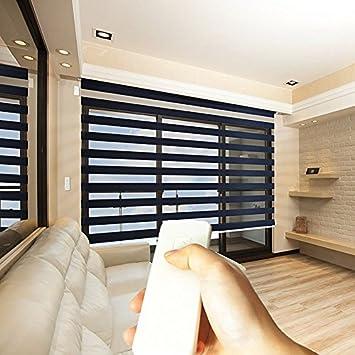 double sided blinds amazoncom godear design zebra design roller window shades