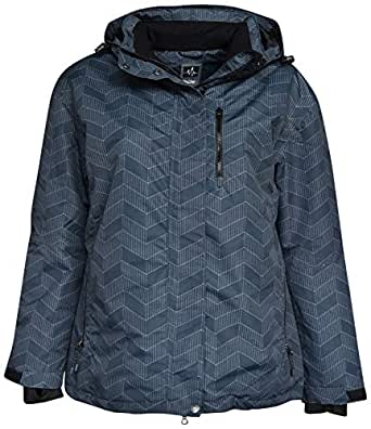 Amazon.com: Pulse Women's Plus Size Extended Insulated